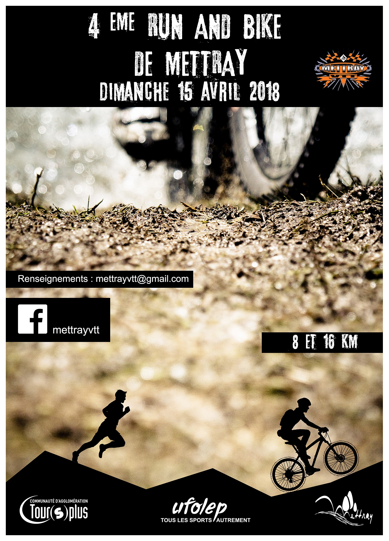 Flyer run and bike a6 2018