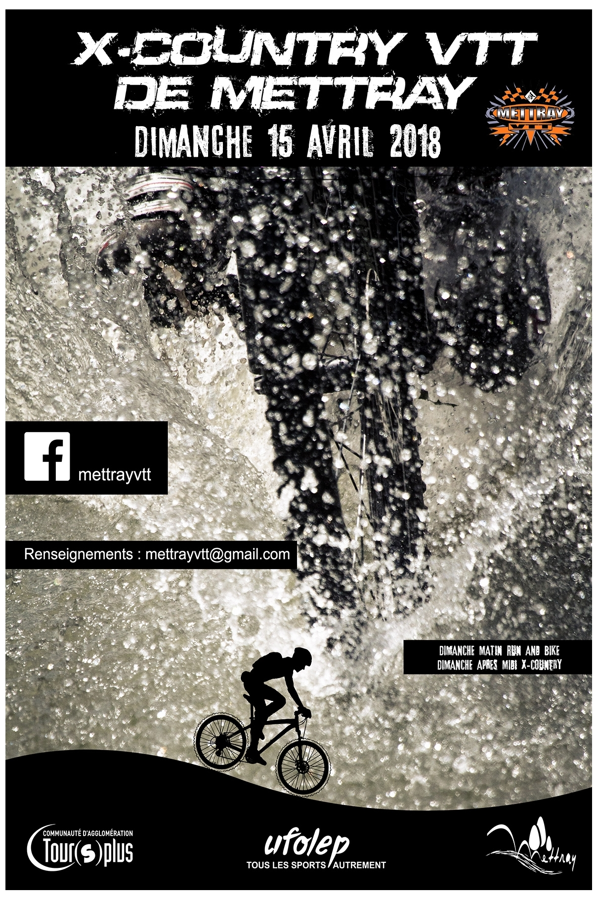 Flyer x country vtt 2018